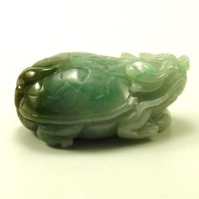 画像2: 翡翠飾り物(ロングイ)