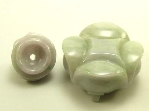 画像4: 翡翠飾り物(香炉)