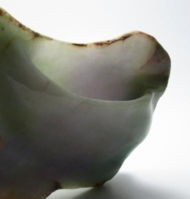 画像: 翡翠花瓶